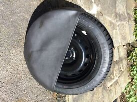"""Unused Full Size Wheel and Tyre for Renault Kangoo 175/65/17"""""""