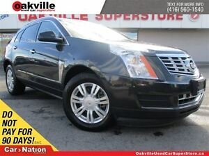 2015 Cadillac SRX Luxury |NAVIGATION | ACCIDENT FREE | PANORAMIC