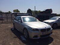 BMW 520 DIESEL ESTATE 2.0 DAMAGED £6500