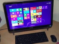 Toshiba LX830-11D i3 Glass Touch Screen QUALITY All in One Desktop Computer