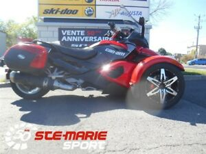 2009 Can-Am Spyder RS SE5