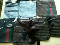 Designer shoulder bags