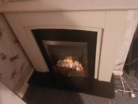 Katell FIREPLACE SUITE