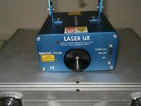 LASER-UK BRIGHT STAR LASER DISPLAY SYSTEM