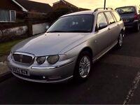 Rover 75 Tourer 2.0 CDT Club SE 5dr£995 2003 (52 reg), Estate