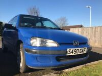 Peugeot 106 1.1 - Ideal First Car