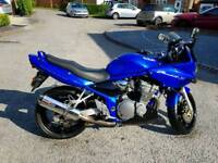 Suzuki Bandit S 600cc LOW MILEAGE LONG MOT