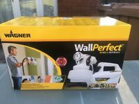 Wagner Paint Spray Kit - great design, easy to use; used once, in 'as new' condition.