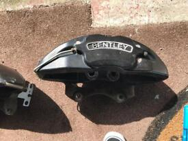Bentley Carbon ceramic calipers