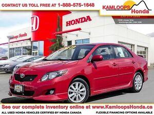 2010 Toyota Corolla S - Great Reliability & Fuel Economy
