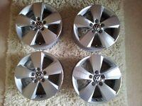 Great set of VW GOLF WHEELS - Alloy Wheel - Perth design 6.5J x 16