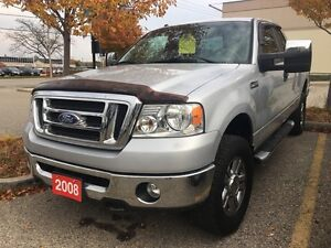 2008 Ford F-150 V8 | 4WD | All Power | Cruise |