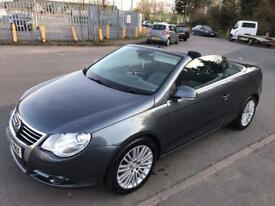 Volkswagen Eos 2.0 tdi Manual convertible 2007