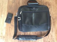 HP laptop bag and phone case