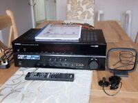 Yamaha RX-V367 5.1 Channel 100W AV Receiver/Amplifier
