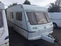 Fleetwood Colchester 4 Berth 2001 Caravan
