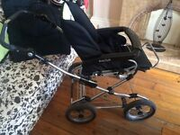 BaBabyStyle Lux Pram x2 Pieces