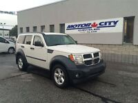 2007 Dodge Nitro Sunroof, Available U-Connect, Voice Recognition