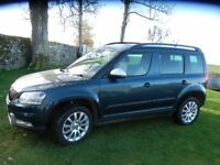 2014 Skoda Yeti outdoor 2lt. 4 x 4 Manual 5 door Hatchback