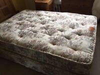 Somnus double bed