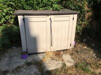 Garden shed/ storage box