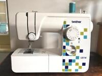 Brother LS14 sewing machine, perfect for beginners/learners as very easy to use