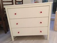 Chest of 3 drawers (IKEA)