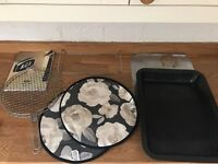 Aga accessories, Baking Sheet,Blake & Bull Aga covers, Aga toaster and Aga oven dish