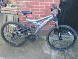 Shockwave XT920 mountain bike