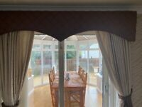 Curtains for Living room, or Patio door