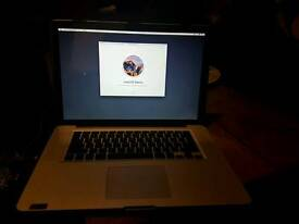 Macbook pro 2010/2011 15 inch not 13 or 17 or air