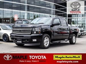 2013 Chevrolet Silverado 1500 4X4 LTZ PKG - 1 OWNER Leather Blue