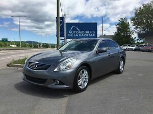 2010 Infiniti G37X Berline 4 portes Luxe, traction intégral