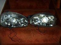 Corsa Headlights