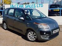 CITROEN C3 PICASSO 1.6 PICASSO AIRDREAM PLUS HDI 5d 90 BHP A GREAT EX (grey) 2010