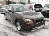 2012 BMW X1 X-DRIVE 28i PANO-BLUETOOTH-