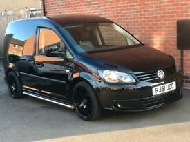 Volkswagen Caddy 1.6 56,000 No VAT