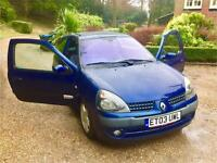 Clive the Clio - Good Looking, Reliable Renault For Sale
