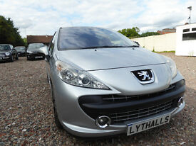 Peugeot 207 1.6 THP GT, 2008, Petrol, low miles, 5 door, Manual, cheap, cheap cars