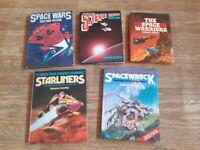 20 x sci fi books trigan empire / Stewart cowley