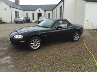 2003 mx5 mk2.5 with mot