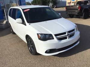 2018 Dodge Grand Caravan GT Leather! Heated Seats! Dual Power...