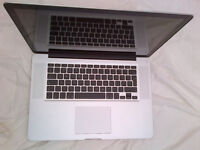 "Apple MacBook Pro 15"" 2.4GHz, 8GB Ram, 500GB HD - VGC - £360"