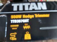 titan hedge trimmer