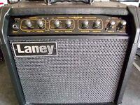 LANEY LINEBACKER 20 WATT AMP