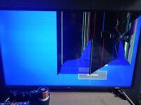 40 inch Bush TV £55