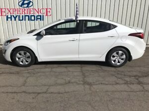 2016 Hyundai Elantra L+ FACTORY WARRANTY | POWER OPTIONS | SOLID
