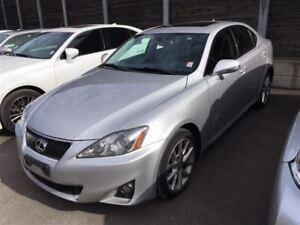 2012 Lexus IS 250 ** Navigation ** AWD **