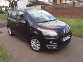 Citroen C3 Picasso 1.6 HDi 8v VTR+ 5dr, p/x welcome, 6 MONTHS FREE WARRANTY