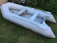 Excel SD330 Inflatable Dinghy Boat 2013 3.3m